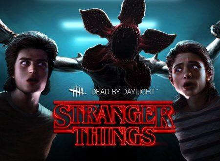 Dead by Daylight: il capitolo di Stranger Things col Demogorgone, Nancy e Steve è in arrivo il 17 settembre su Steam