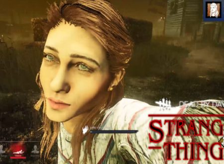 Dead by Daylight: uno sguardo a Nancy Wheeler dal DLC di Stranger Things col Demogorgone