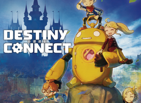 Destiny Connect: pubblicato un nuovo video gameplay inglese sul titolo