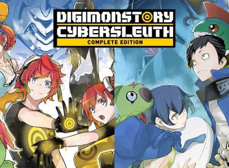"Digimon Story: Cyber Sleuth Complete Edition, pubblicato il trailer ""Raising/Training"""
