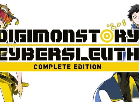 Digimon Story: Cyber Sleuth Complete Edition, pubblicato un trailer dedicato alla storia