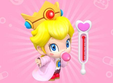 Dr. Mario World: Dr. Baby Peach è in arrivo il 5 settembre nel titolo su Android e iOS