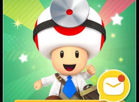 Dr. Mario World: il titolo sarà presto aggiornato alla versione 1.1.0 su Android e iOS