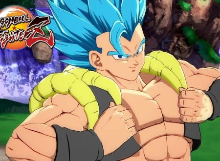 Dragon Ball FighterZ: pubblicato un video gameplay dedicato a Gogeta SSGSS