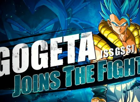 Dragon Ball FighterZ: Gogeta SSGSS è in arrivo il 26 settembre su Nintendo Switch