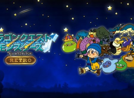 Dragon Quest Monsters: Terry's Wonderland Retro, uno sguardo in video al titolo dai Nintendo Switch giapponesi