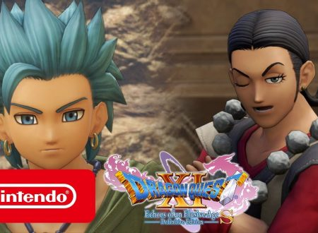 Dragon Quest XI S: Echi di un'era perduta, pubblicato un video commercial americano