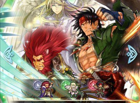 Fire Emblem Heroes: ora disponibile la Battaglia Legame: Tibarn e Caineghis, assieme alla preferenza evocazione