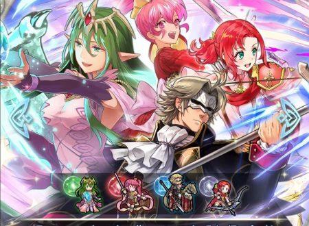 Fire Emblem Heroes: ora disponibili nuovi eroi speciali, I prescelti, assieme alle Confidenze: Tempo di brillare