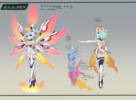 Gunvolt Chronicles: Luminous Avenger iX, pubblicati una serie di concept art sul titolo