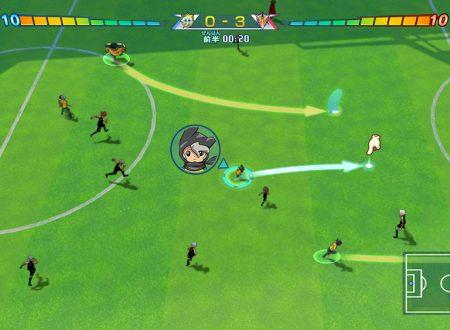 Inazuma Eleven Ares rinominato Inazuma Eleven Heroes: Great Road, ora in arrivo nella primavera 2020 su Nintendo Switch