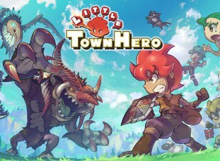 Little Town Hero: il nuovo GdR di GAME FREAK è in arrivo il 16 ottobre su Nintendo Switch