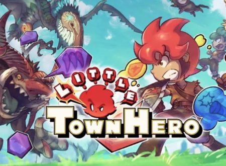 Little Town Hero: pubblicato un trailer di 30 secondi sul GdR di GAME FREAK