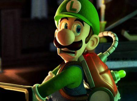 Luigi's Mansion 3: Nintendo conferma la presenza di contenuti DLC a pagamento