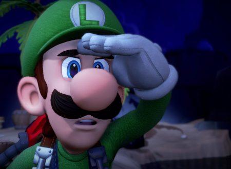 Luigi's Mansion 3: pubblicati dei nuovi screeenshots dedicati al titolo