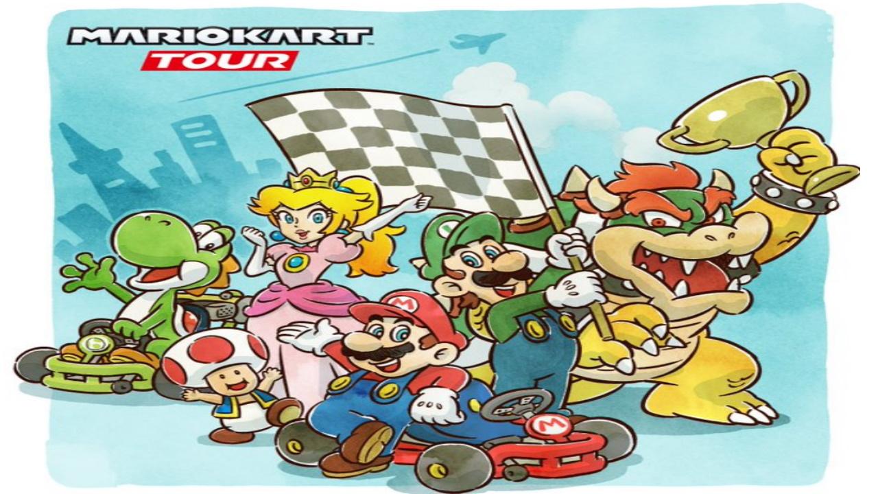 Mario Kart Tour Uno Sguardo Ai Primi 20 Minuti Di Gameplay