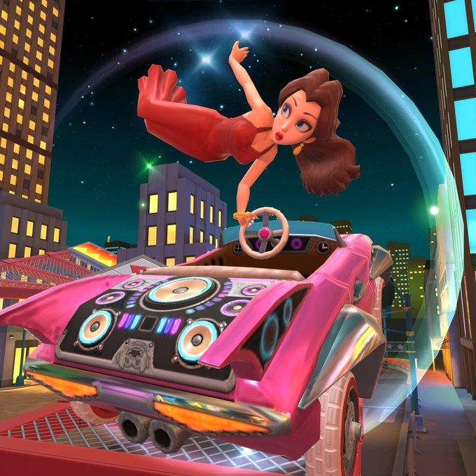 Mario Kart Tour Pauline Fara Il Suo Debutto Nella Serie Nel