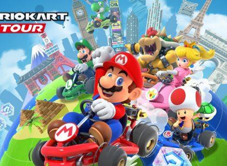 Mario Kart Tour: il titolo aggiornato alla versione 1.1.0 su Android e iOS