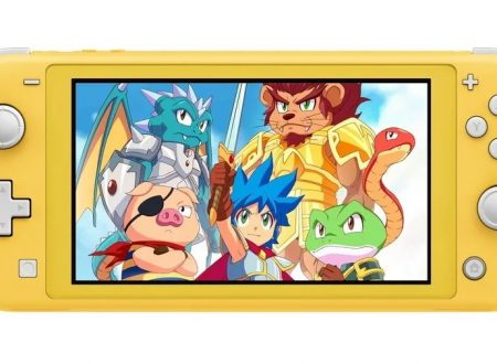 Monster Boy and the Cursed Kingdom, ora disponibile la versione 1.0.5 sui Nintendo Switch europei