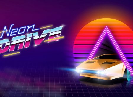 Neon Drive: uno sguardo in video al titolo dai Nintendo Switch europei