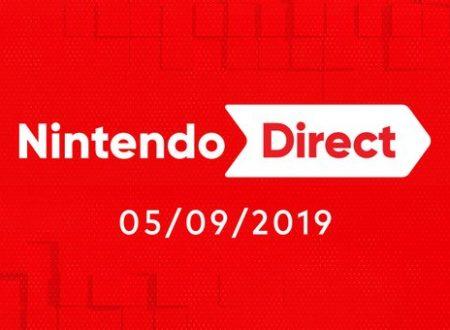 Nintendo Direct: 4.9.2019, link e video della diretta livestream della casa nipponica