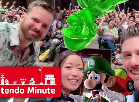 Nintendo Minute: mostrato un video gameplay di Luigi's Mansion 3 con Kit & Krysta