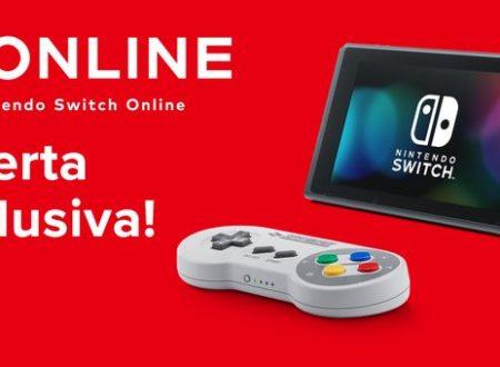 Nintendo Switch Online: annunciato l'arrivo di 20 titoli per Super Nintendo il 6 settembre