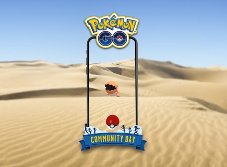 Pokèmon GO: Trapinch sarà protagonista del Community Day del mese di ottobre