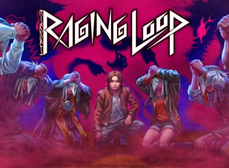 Raging Loop: la visual novel horror psicologica è in arrivo il 18 ottobre sui Nintendo Switch europei