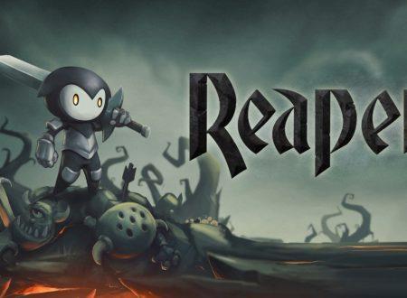 Reaper: Tale of a Pale Swordsman, uno sguardo in video al titolo dai Nintendo Switch europei