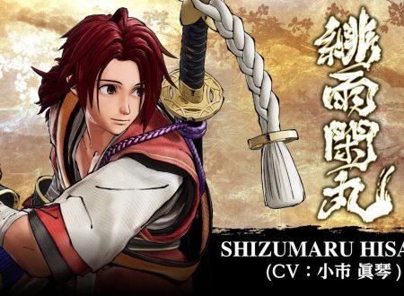 Samurai Shodown: pubblicato un nuovo trailer su Shizumaru Hisame