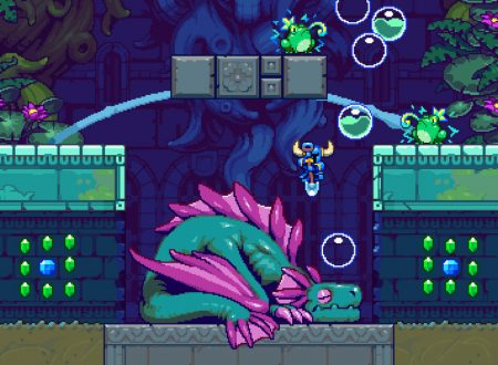 Shovel Knight Dig: pubblicato un video gameplay dal PAX West 2019