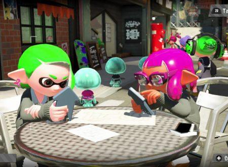 Splatoon 2: il titolo presto aggiornato alla versione 5.0.1 sui Nintendo Switch europei