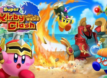 Super Kirby Clash: uno sguardo in video al titolo, ora disponibile su Nintendo Switch