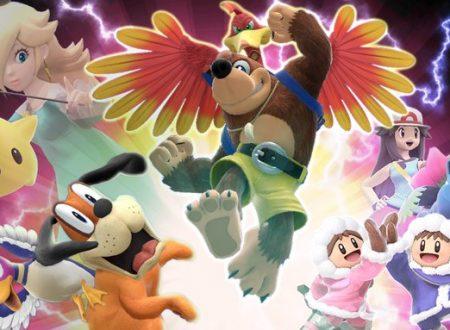 Super Smash Bros. Ultimate: svelato l'arrivo del nuovo l'evento: Unione d'Intenti
