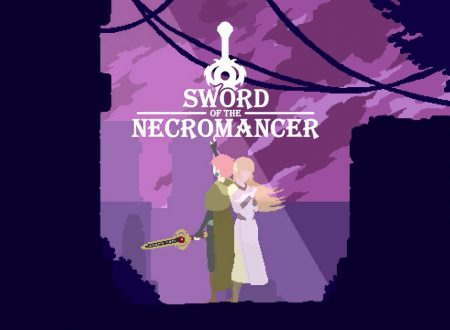 Sword of the Necromancer: il titolo in arrivo il 28 gennaio 2021 sull'eShop di Nintendo Switch