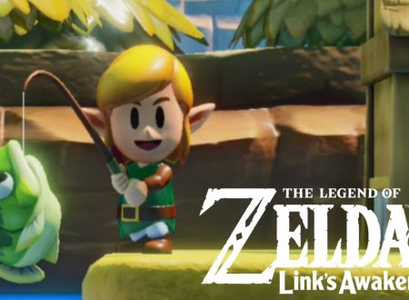 The Legend of Zelda: Link's Awakening, i nostri primi 41 minuti di video gameplay del titolo su Nintendo Switch