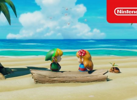 The Legend of Zelda: Link's Awakening, pubblicati due commercial giapponesi