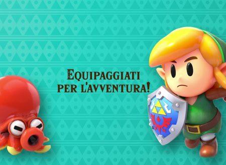 The Legend of Zelda: Link's Awakening, pubblicato un trailer di presentazione