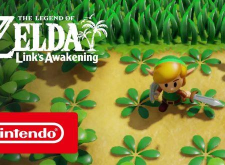 The Legend of Zelda: Link's Awakening, pubblicato un video promozionale francese sul titolo