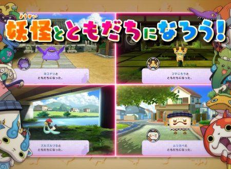 Yo-kai Watch: pubblicato un nuovo video commercial giapponese