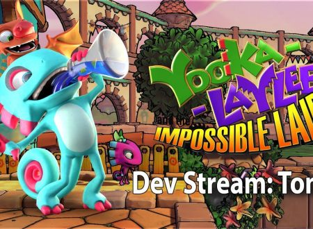 Yooka-Laylee and the Impossible Lair, pubblicato un video che mostra i tonici presenti nel titolo
