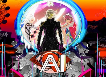 AI: The Somnium Files, uno sguardo in video alla demo dai Nintendo Switch europei