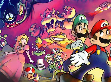AlphaDream, il team di sviluppo dietro alla serie GDR di Mario & Luigi dichiara bancarotta