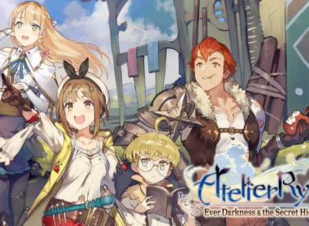 Atelier Ryza: Ever Darkness & the Secret Hideout, uno sguardo ai primi 57 minuti del titolo su Nintendo Switch