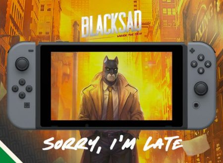 BLACKSAD: Under the Skin, annunciato un rinvio del titolo su Nintendo Switch