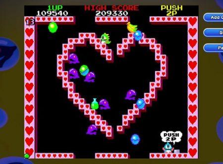 Bubble Bobble 4 Friends: il titolo includerà la versione Arcade di Bubble Bobble del 1986