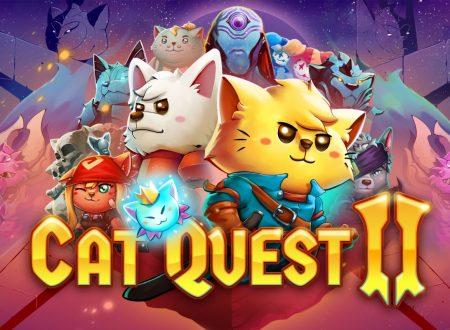 Cat Quest II: The Lupus Empire, pubblicato il trailer di lancio del titolo su Nintendo Switch