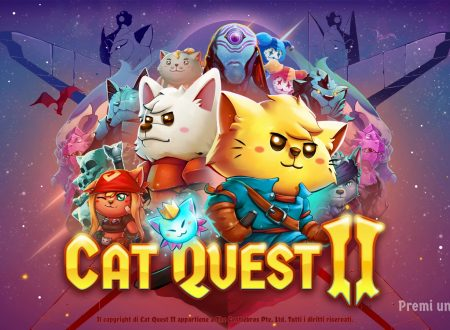 Cat Quest II: The Lupus Empire, uno sguardo in video al titolo dai Nintendo Switch europei