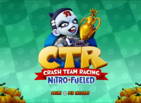 Crash Team Racing Nitro-Fueled: uno sguardo in video a Nina Cortex e allo Spooky Grand Prix